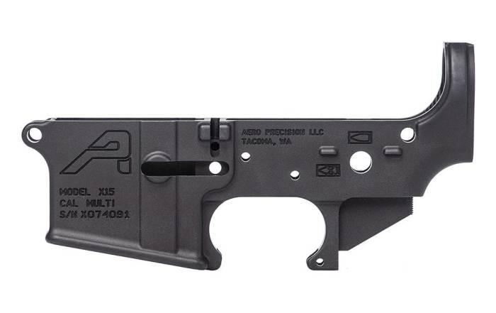 Aero Precision AR-15 Gen 2 Stripped