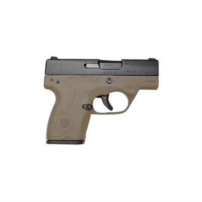 BERETTA USA - NANO 3.07IN 9MM