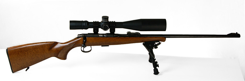 CZ 452 American - Best 22 Rifle In Budget