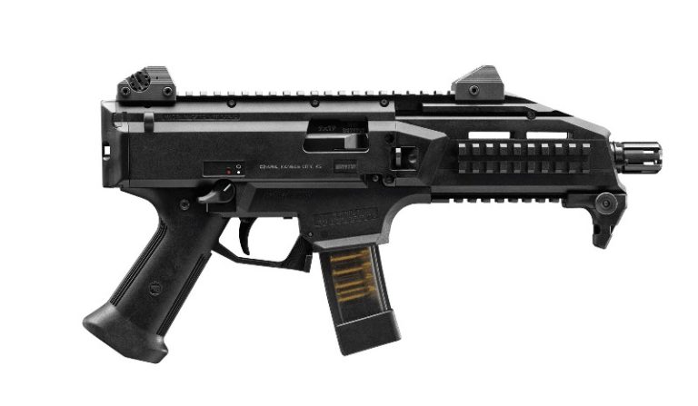 CZ Scorpion EVO 3 S1 9mm Pistol