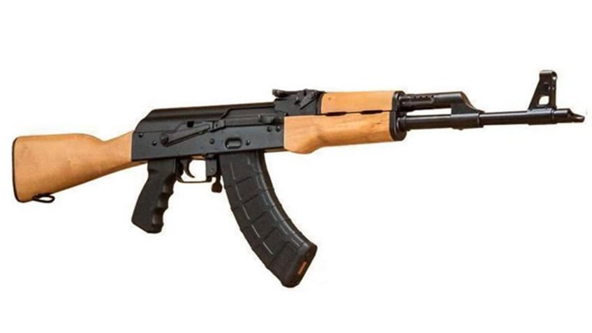 Century International Arms Red Army RAS47 7.62x39MM - best ak