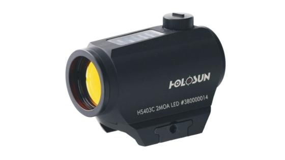 Holosun HS403C - best budget red dot