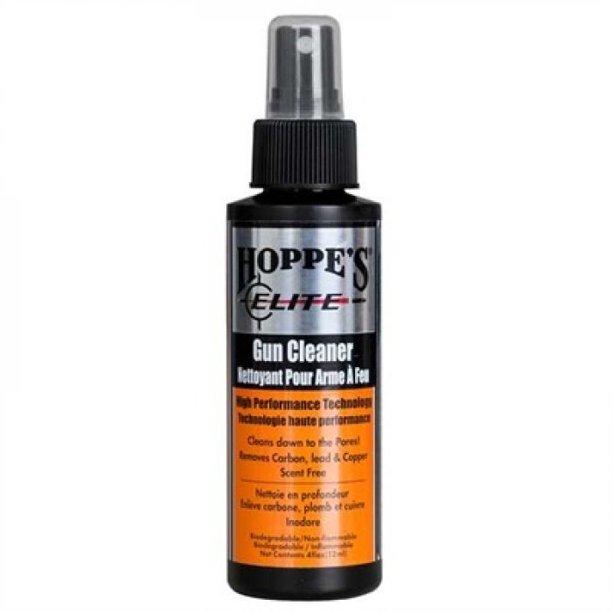 Hoppe's No. 9 Gun Cleaner & Hoppe's Elite Gun Cleaner
