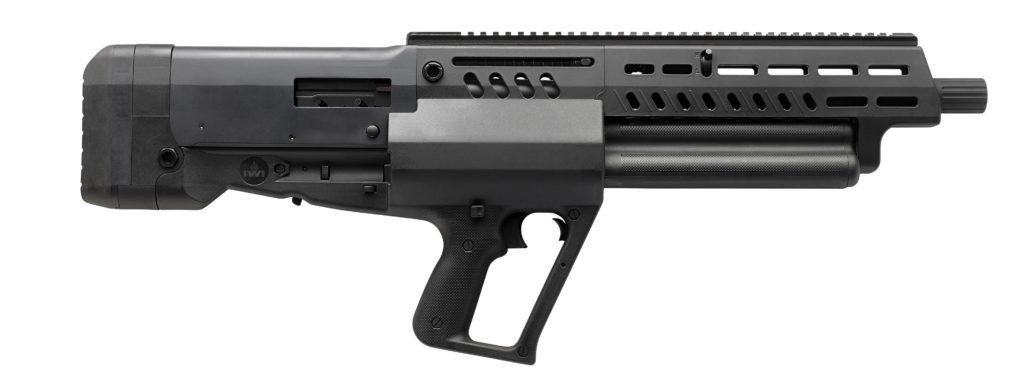 IWI Tavor TS12- bullpup shotgun
