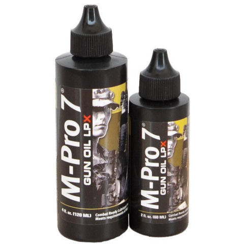 M-Pro 7 LPX Gun Oil