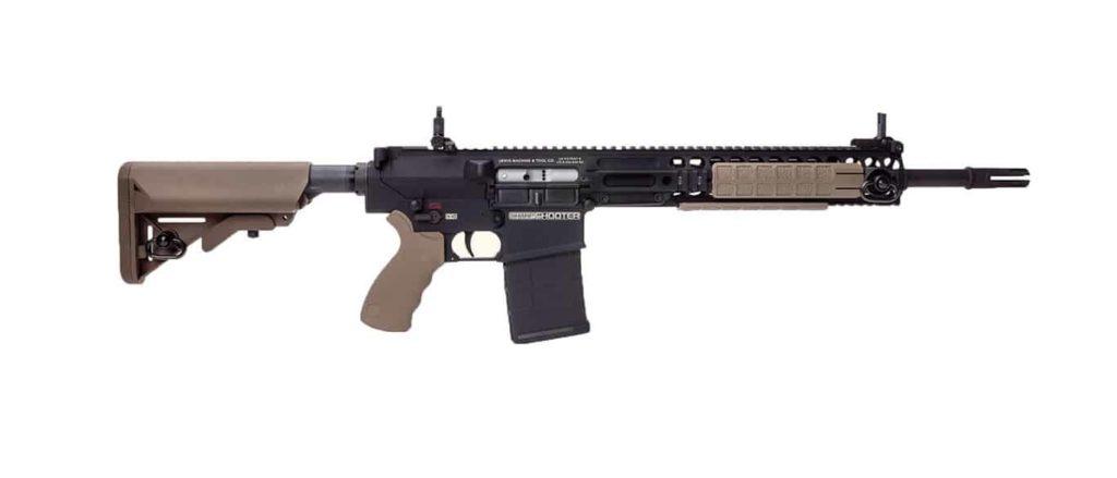 MWS Sharpshooter- Tactical Semi-Automatic .308 Rifle