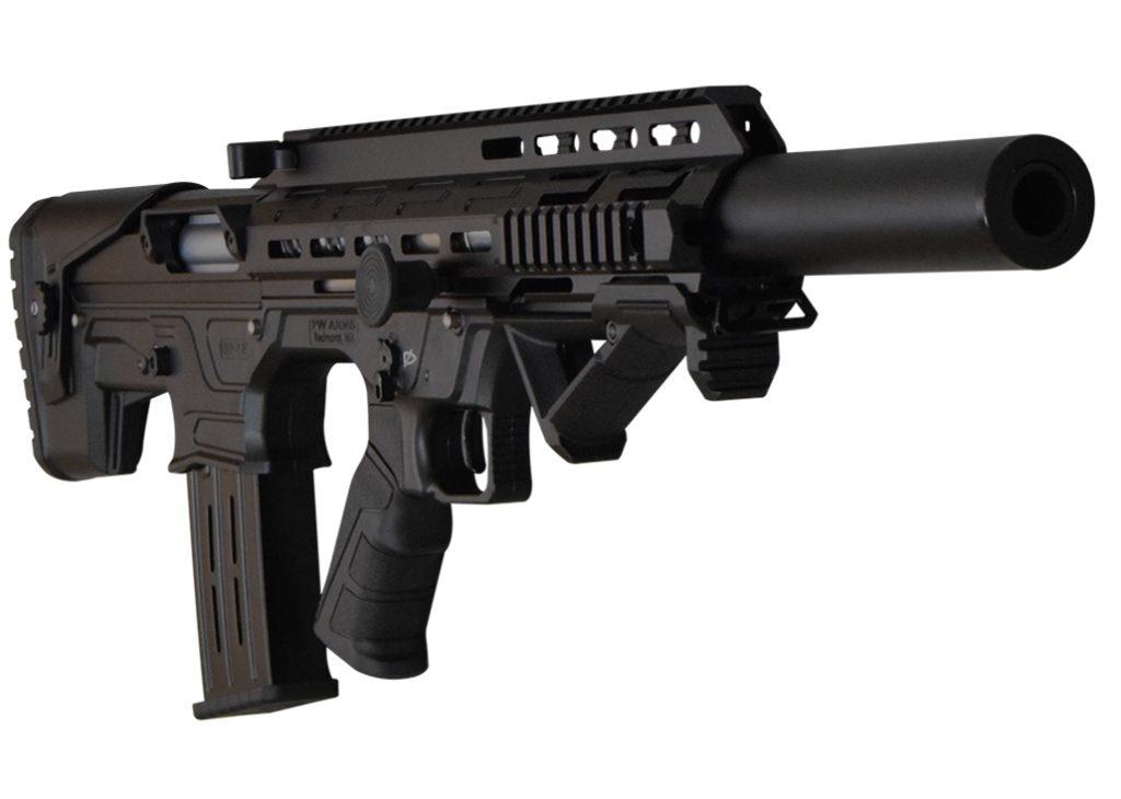 Panzer Arms BP-12 - bullpup shotgun
