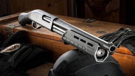 Remington-870-TAC-14-police-