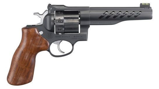 "Ruger Super GP100 Competition .357 Mag / 38 Spl 5.5"" Revolver,"