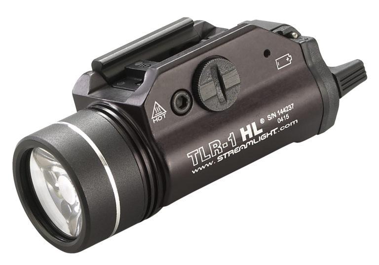 Streamlight TLR-1- pistol light