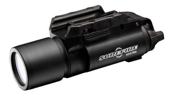 Surefire X300 Ultra- best pistol light
