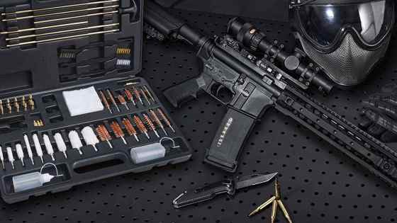 Best Gun Cleaning Kit For Your Guns and Rifle