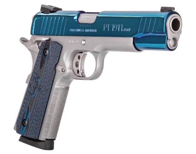 TAURUS - PT-1911 5IN 45 ACP BLUE