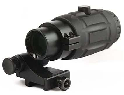 TMS Tactical 3X- red dot magnifier