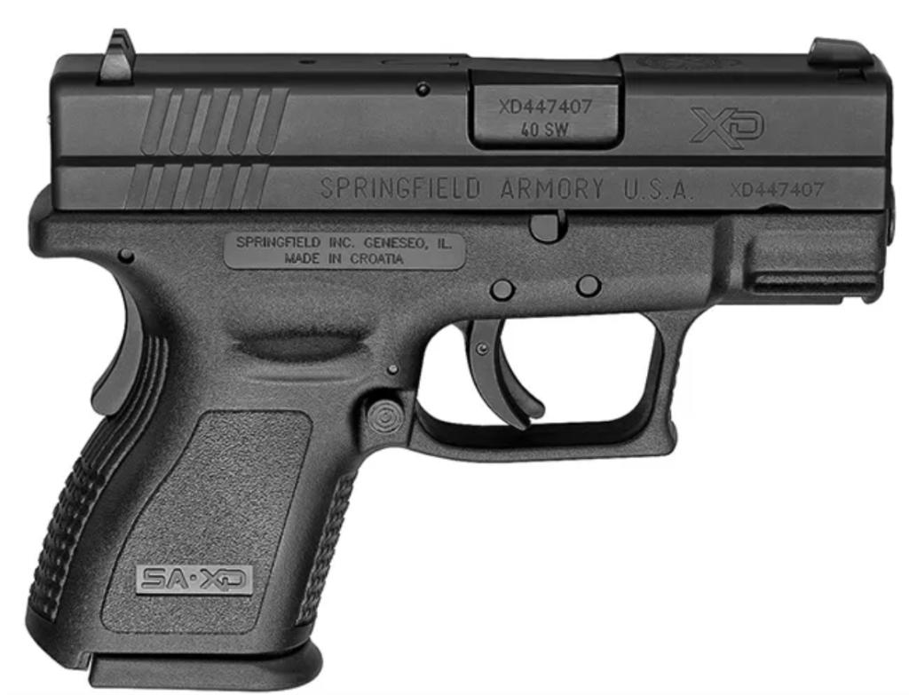 Springfield Armory XD .40 Pistol