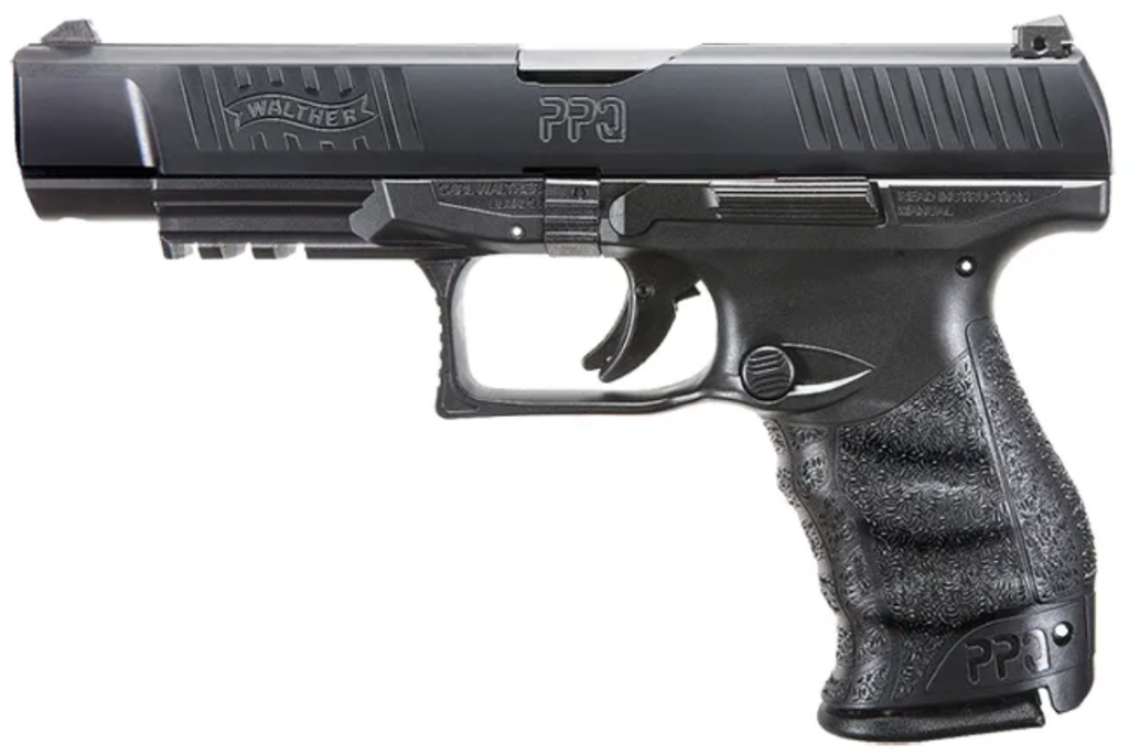 Walther PPQ M2 .40 pistol