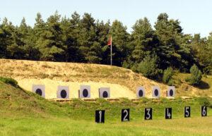 effective range of ar 15
