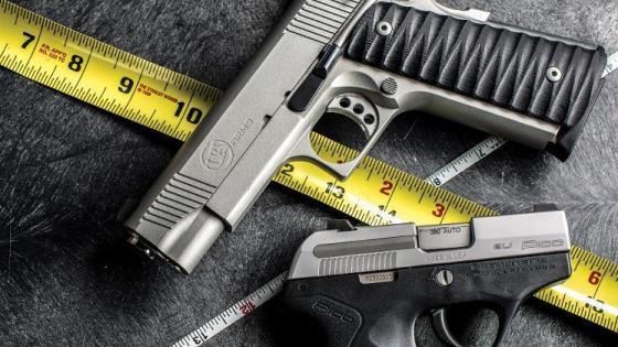 how to measure revolver barrel length