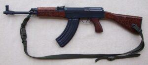 Czech Small Arms - VZ. 58 rifle - Best 7.62×39 Rifle